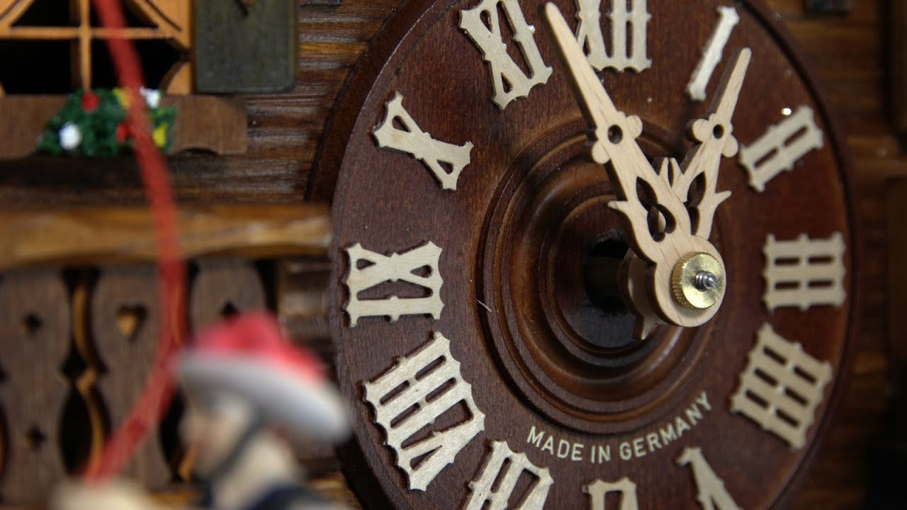 Cuckoo Clocks - Authentic German Cuckoo Clock Shop