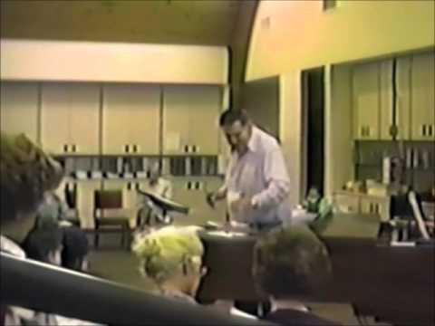 George Lynn remembers his friend Hall Johnson