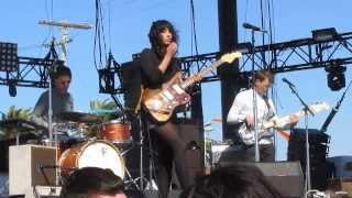 Deep Sea Diver live @ Treasure Island music festival 2013