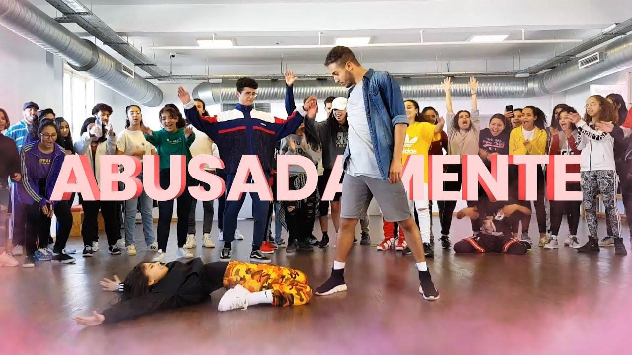 MC Gustta e MC DG - Abusadamente | Dance Choreography
