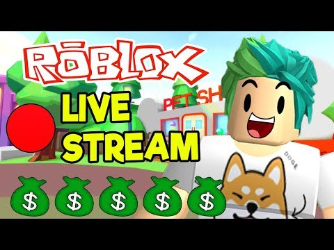 ROBLOX LIVE STREAM! JAILBREAK CASH GIVEAWAY & MORE GAMES #2