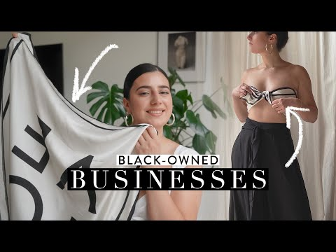 Favorite Black-Owned Businesses & New In + Try-On Haul from YouTube · Duration:  16 minutes 4 seconds