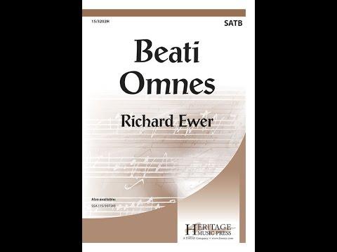 Beati Omnes - Richard Ewer