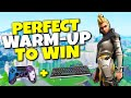 Download Mp3 The BEST Warm-Up for Console & PC | Edit/Aim Course Season 9