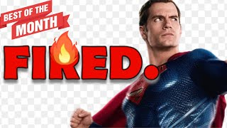 HENRY CAVILL REFUSES TO APPEAR IN SHAZAM AND IS FIRED AS SUPERMAN?!