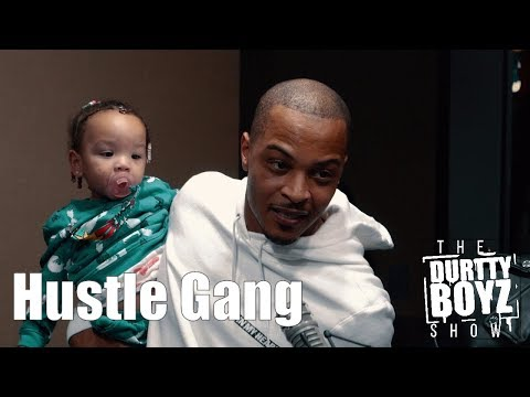 T.I. Describes Each One Of His Hustle Gang Members To The T.