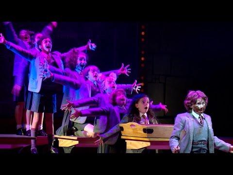 Matilda the Musical in Toronto