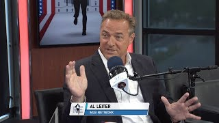 MLB Network's Al Leiter Joins the Rich Eisen Show In-Studio | Full Interview | 7/17/18
