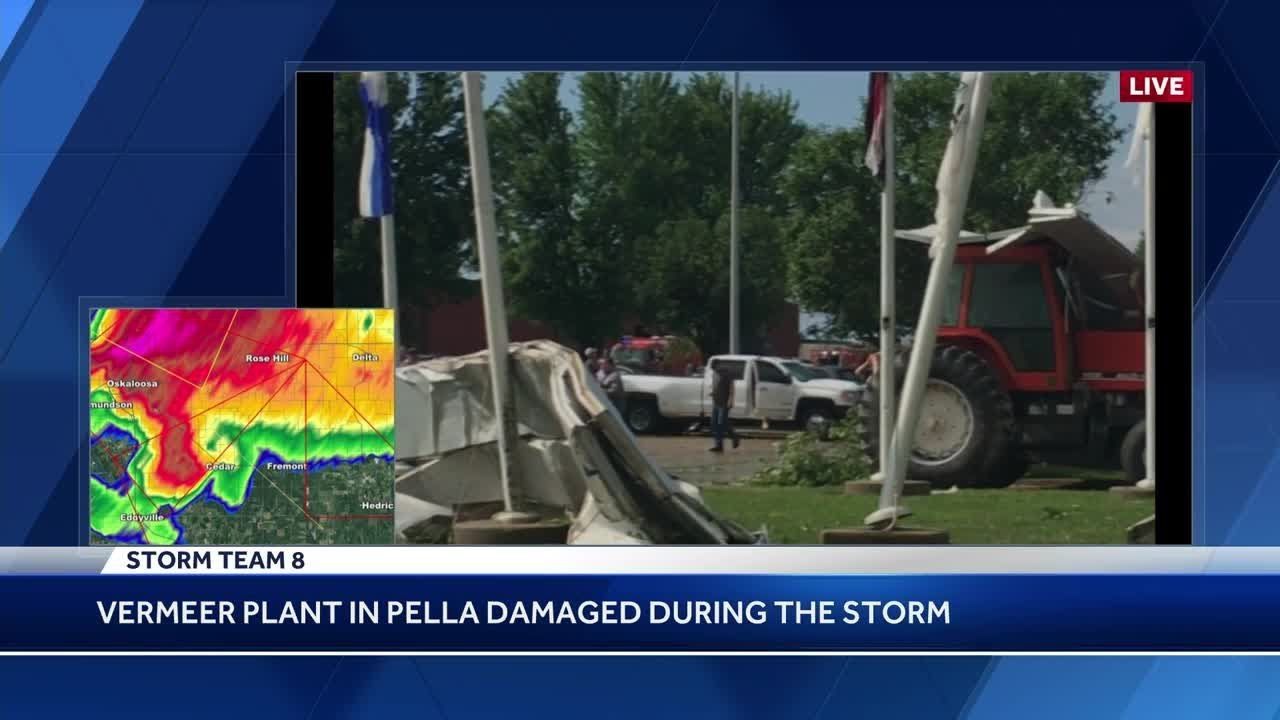 Catastrophic damage' reported in Marshalltown, tornado fizzles out