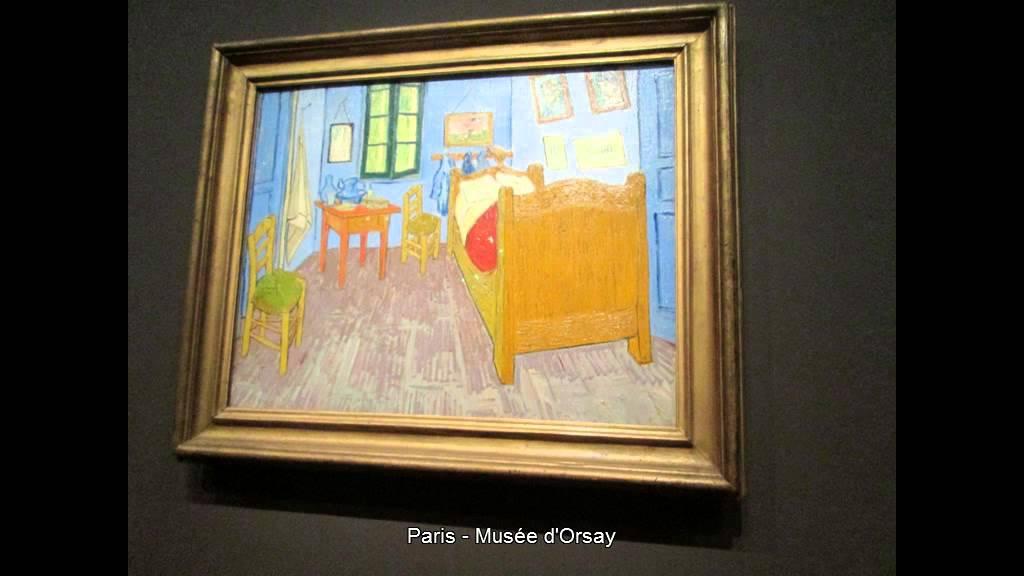 Vincent Van Gogh - La chambre jaune - YouTube