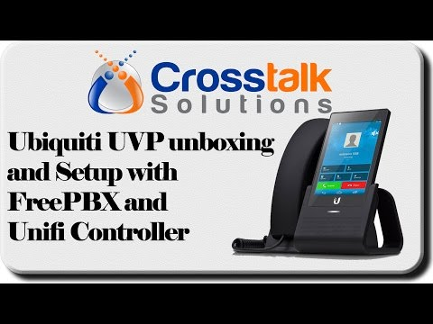 Ubiquiti UVP Unboxing and Setup with FreePBX and Unifi Controller