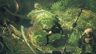 Nier: Automata - Debut Gameplay Trailer