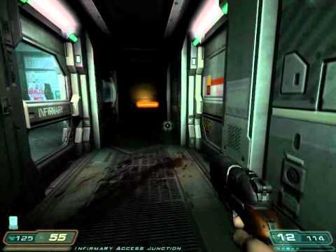 Doom 3 Bfg Edition Pc Part 15 Cpu Plex Replacement Door Panel And Access Codes Rage Alert