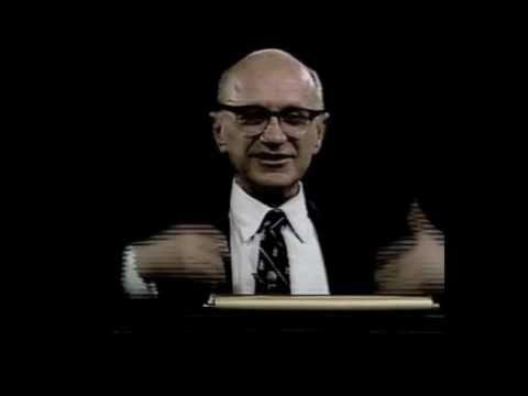 Milton Friedman - Solutions to Market Failures
