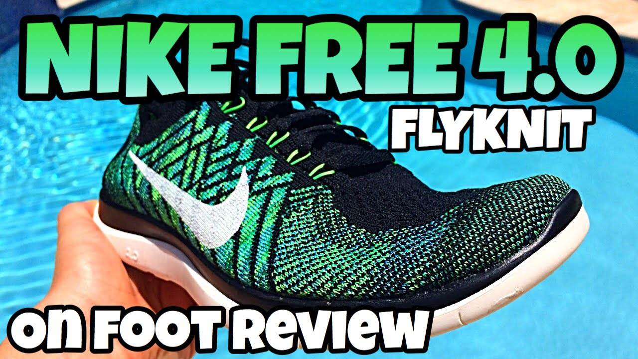 nike free run 4.0 v2 review