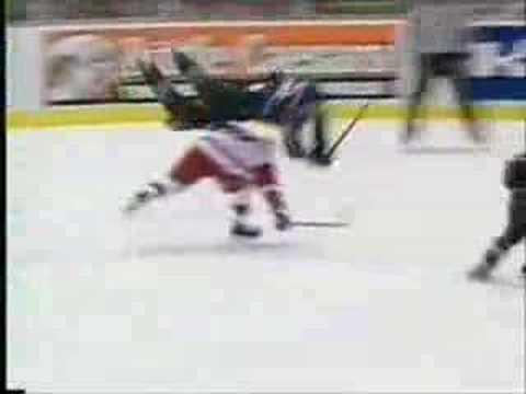 Best Hockey Checks Ever