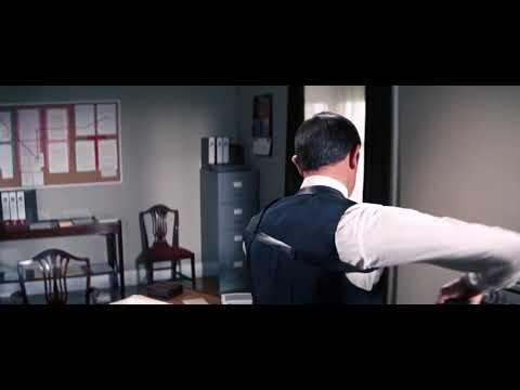 Bond resigns from MI6 [On Her Majesty's Secret Service]