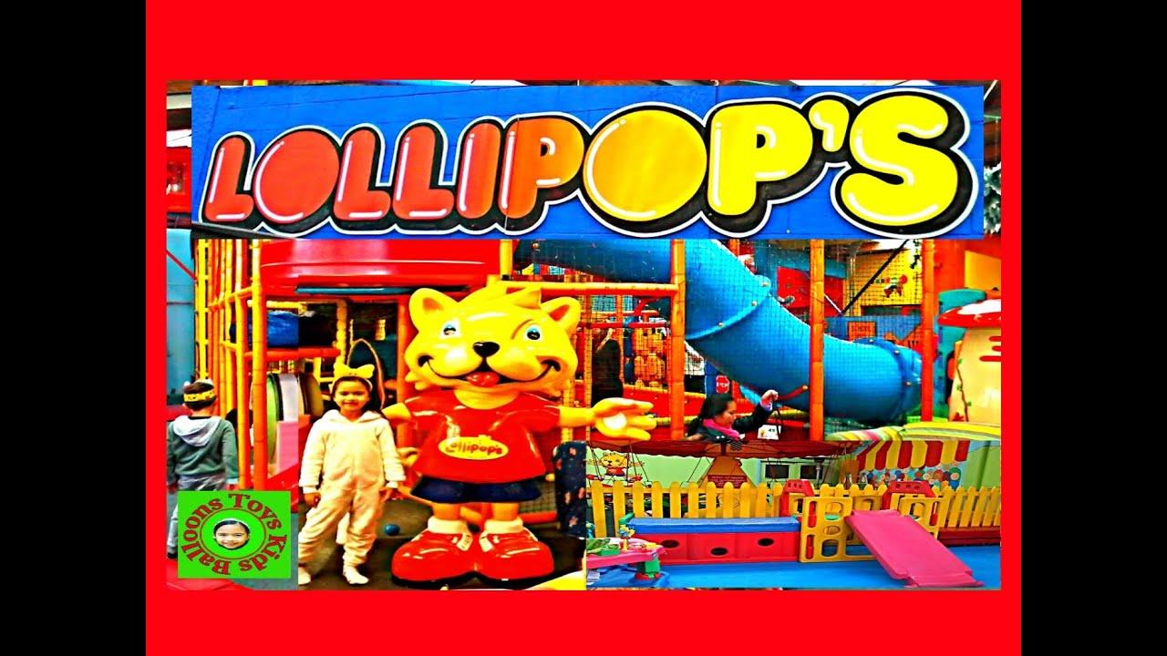 Lollipop S Playland Indoor Playground Fun For Kids L Kids Balloons