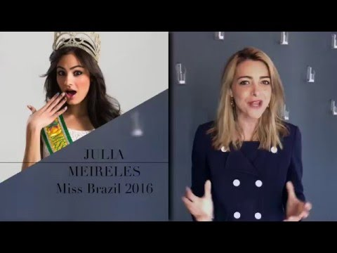 MISS BRAZIL USA 2016 - CANNES FILM FESTIVAL