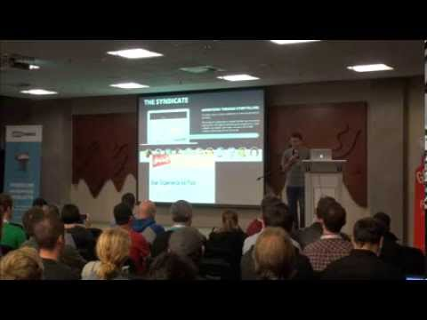 Rian van der Merwe - How to build an audience in 743 difficult steps