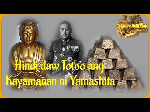 Hindi daw Totoo ang Yamashita Treasure?