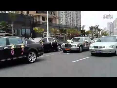 Supercar Wedding in China_ with Movie - CarNewsChina.com - China Auto News.flv