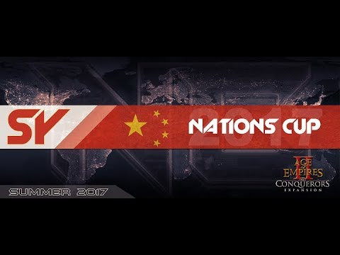Final Liga de Plata - China C vs Republica Checa A - Partida 7