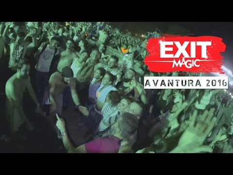 Exit Festival 2016 AFTERMOVIE - Our Adventure (Only Watchable on PC)