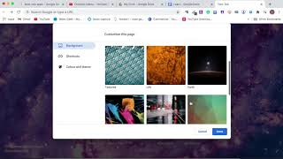 How to Customize Chrome Features  background & Theme