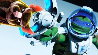 Cosmo Turtles vs. Teacher Splinter - Teenage Mutant Ninja Turtles Legends