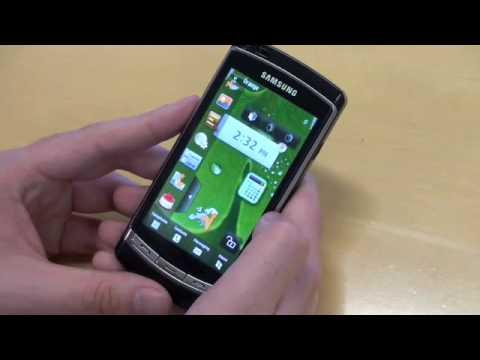 handsets | Samsung i8910 HD | Orange UK