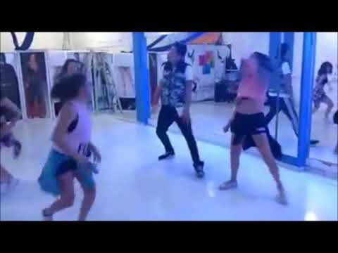 Contra la pared- New Dance Academy/ Coreografia: Ulises Escobedo