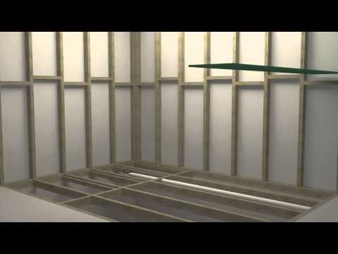 How to Install a Wetroom