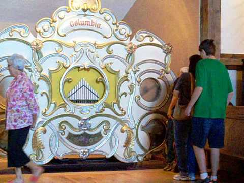 The Music House Museum's Bruder Fair/Band Organ