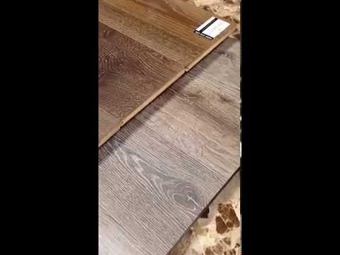 UV Oiled Hardwood -  Repair scuffs and scratches.