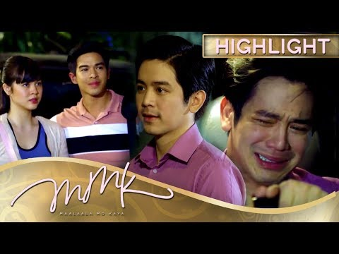 Jason Breaks Down In Tears Upon Seeing Aira's New Boyfriend | MMK (With Eng Subs)