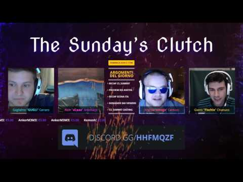 The Sunday's Clutch #EP.7 - StarSeries Finals