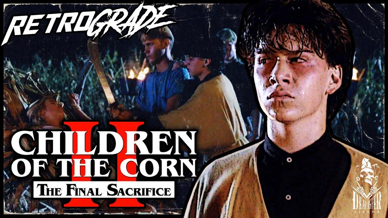 Download Retro Grade: Children Of The Corn 2: The Final Sacrifice (1992)