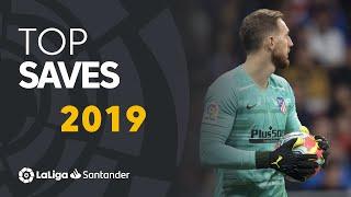 TOP Paradas LaLiga Santander 2019
