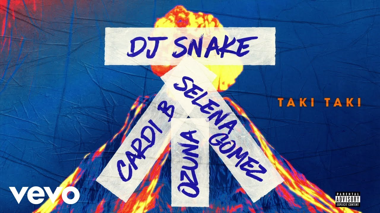 DJ Snake feat Selena Gomez, Ozuna & Cardi B - Taki Taki (Audio)