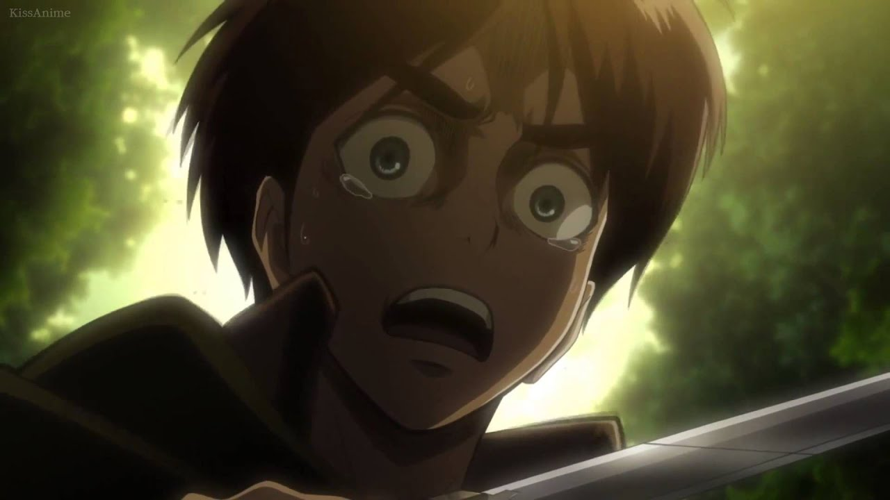 Attack on Titan Episode 21 - Eren's Transformation ...