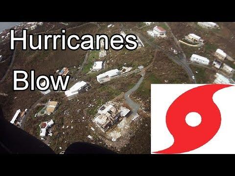 Doing Hurricane relief in the Virgin Islands