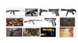 Gun Violence in 30 Seconds