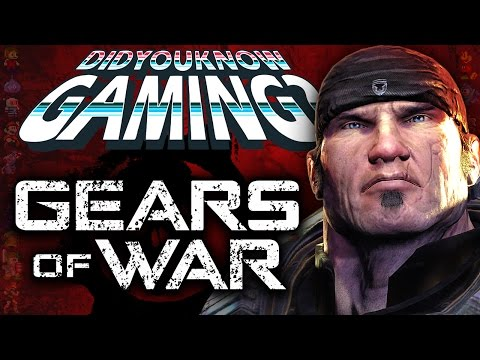 Gears of War - Did You Know Gaming? Feat. Brutalmoose
