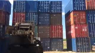 контейнер бу, продажа контейнеров, жд контейнер