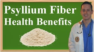 The Health Benefits of Psyllium Fiber
