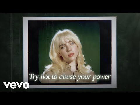 Download Billie Eilish - Your Power (Official Lyric Video)