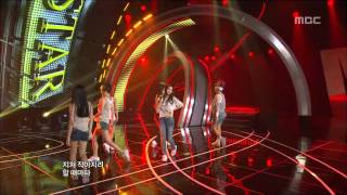 FIESTAR - VISTA, 피에스타 - 비스타, Music Core 20120901