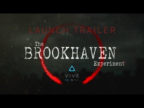 The Brookhaven Experiment - Launch Trailer