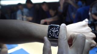 Apple Watch Hands-On - Laptopmag.com